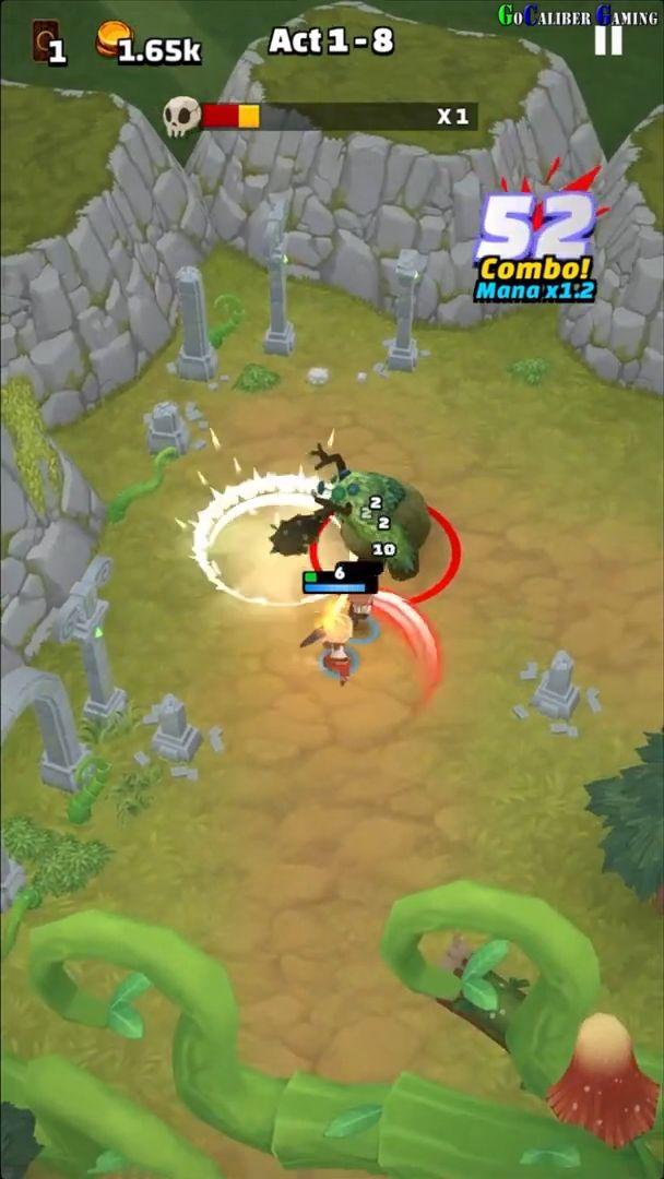 Tiny Fantasy captura de tela 1
