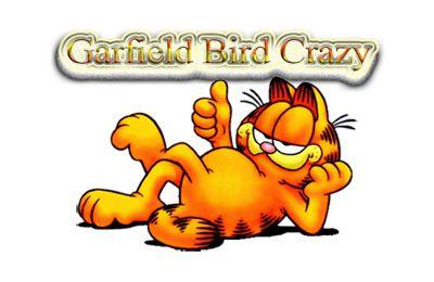 logo Garfield verrückt nach Vögeln