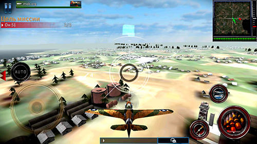 Heroes in the sky M: 1942 für Android