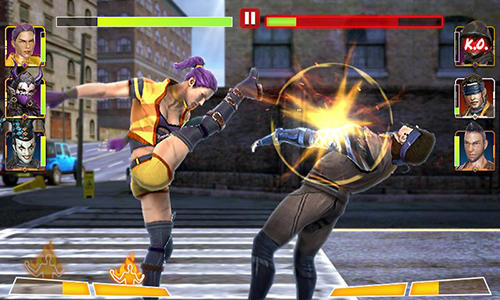 Champion fight 3D para Android