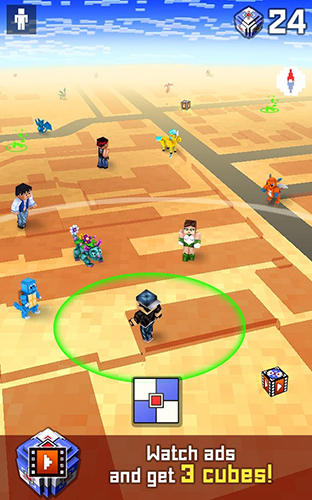 Pixelmon go! Catch them all! screenshot 3
