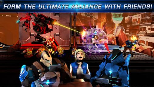 Warriors of the red planet für Android