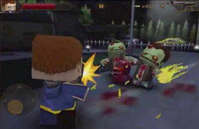 Screenshot Call of Mini: Zombies on iPhone