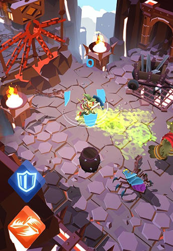 RPG The mighty quest for epic loot für das Smartphone