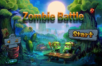 logo Kampf gegen Zombie