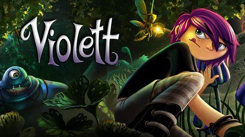логотип Виолетт
