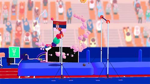 Arcade-Spiele Run gun sports für das Smartphone