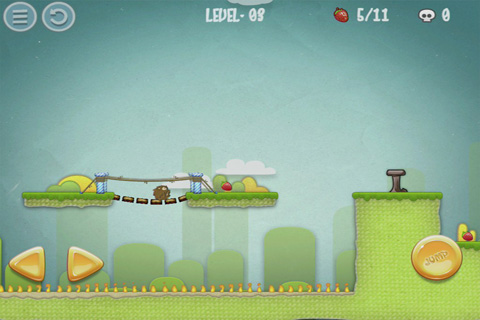 Super Hedgehog for iPhone for free