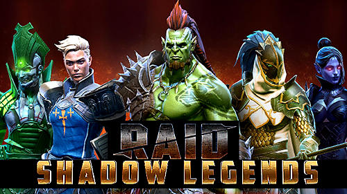 Raid: Shadow legends captura de pantalla 1