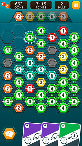 Hex chains for Android