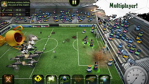 Footlol: Crazy soccer para Android