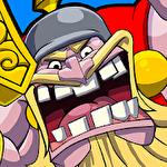 Trolls vs vikings Symbol