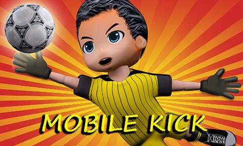 Mobile kick Screenshot