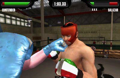 Juegos deportivos ¡Toca! el Boxeo en español