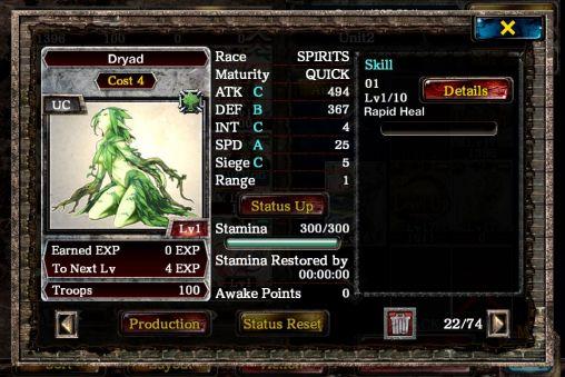 Kingdom conquest 2 скриншот 1