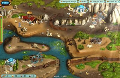 Strategy games: download Legends of Atlantis: Exodus to your phone