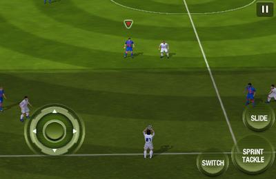 FIFA'12 para iPhone gratis