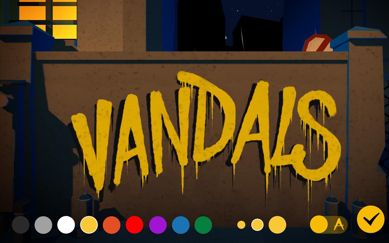 Vandals スクリーンショット1
