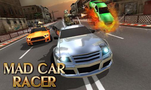 Capturas de tela de Mad car racer