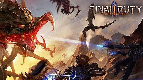 Final duty: Zombie nation Symbol