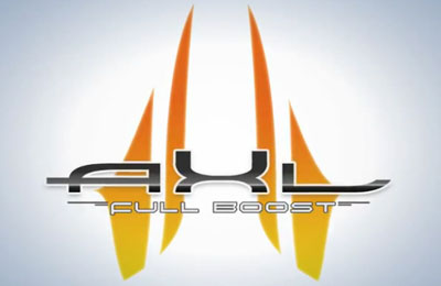 logo AXL: Full Boost
