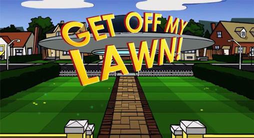Get off my lawn! Screenshot
