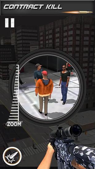 Sniper: Terrorist assassin für Android