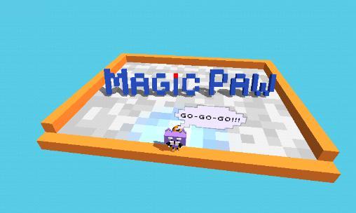 Magic paw Screenshot
