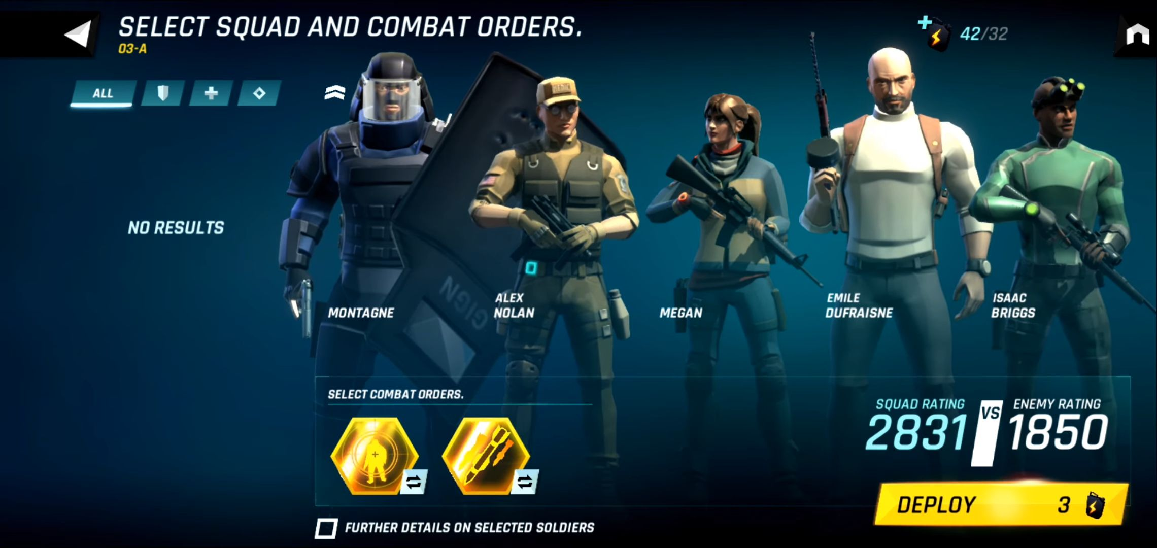 Tom Clancy's Elite Squad скриншот 1