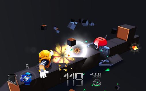 Box invaders screenshot 2