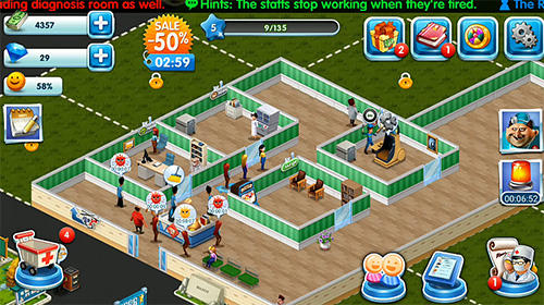 Hospital sim pro for Android