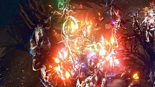 Lineage II: Dawn of Aden captura de pantalla 3
