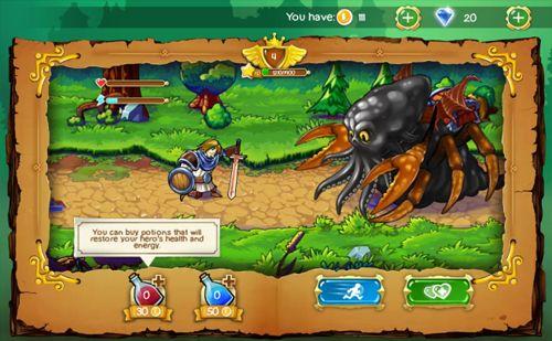 Doodle kingdom HD pour Android