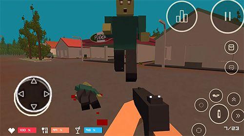 Juegos de disparos Píxel Z: Día de la flecha