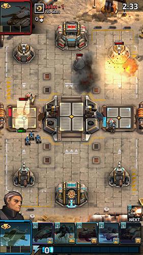 Warzone: Clash of generals für Android