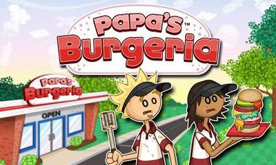 Papa's Burgeria screenshot 1
