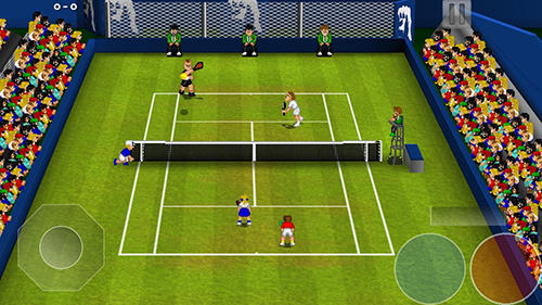 Tennis champs returns для Android