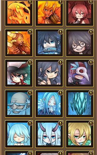 RPG Summoners battle: Angel's wrath für das Smartphone