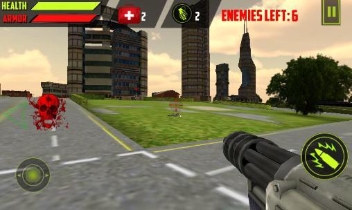 Elite gunner 3D para Android