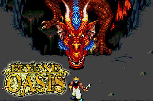 Beyond oasis classic screenshot 1