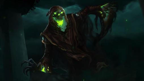 Onlinespiele The elder scrolls: Legends für das Smartphone