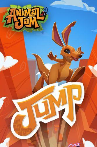 logo Animal Jam: Springendes Känguru