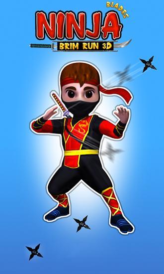 Ninja blades: Brim run 3D Screenshot