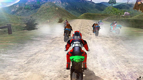 Hill top bike rider 2019 для Android