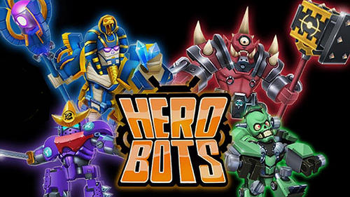 Herobots: Build to battle captura de pantalla 1
