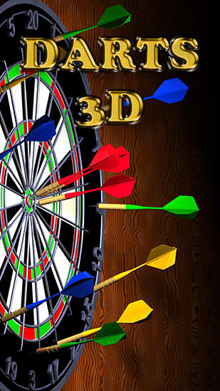 Darts 3D by Giraffe games limited Screenshot