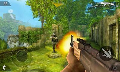 Modern Combat 2 Black Pegasus HD screenshots