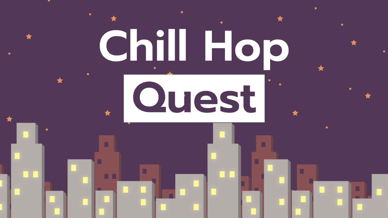 Chill Hop Quest: A Lo-Fi Driven Puzzle Game スクリーンショット1