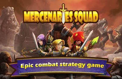 logo Los mercenarios para iPhone