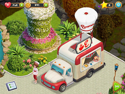 Chef Emma: Tasty travels para Android